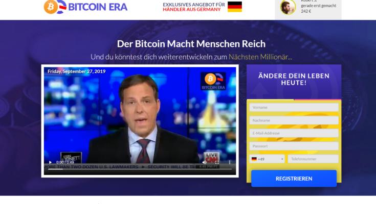 Bitcoin Era Betrug