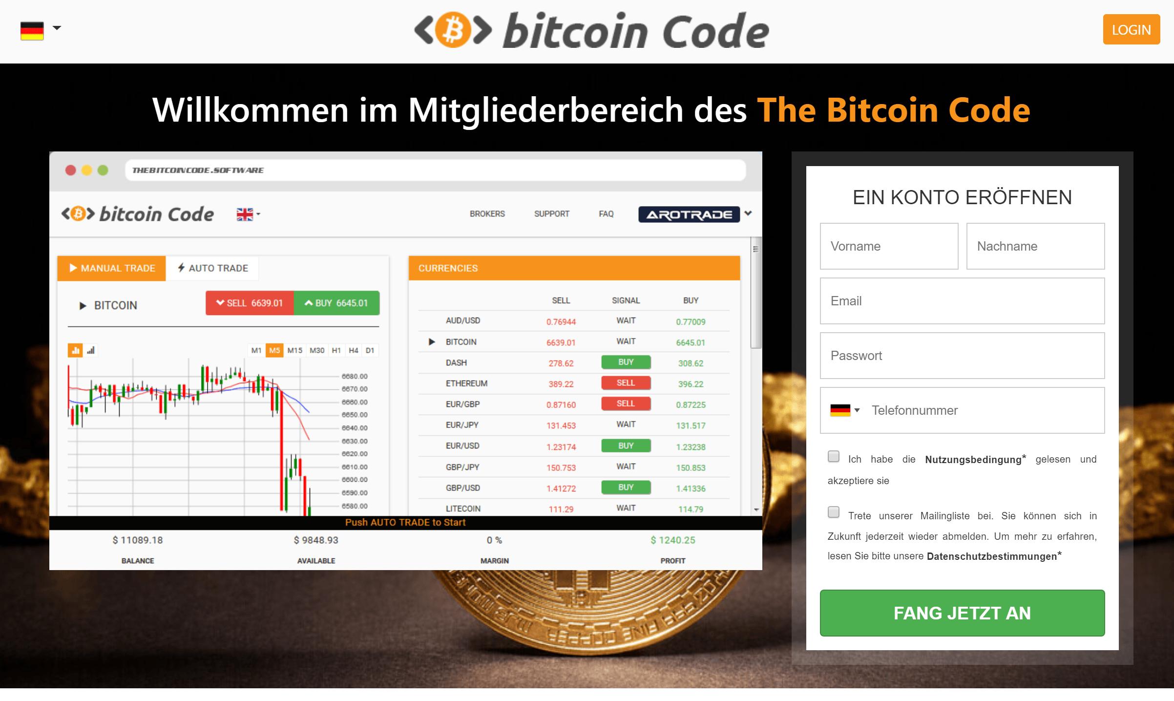 bitcoin trading bewertung)