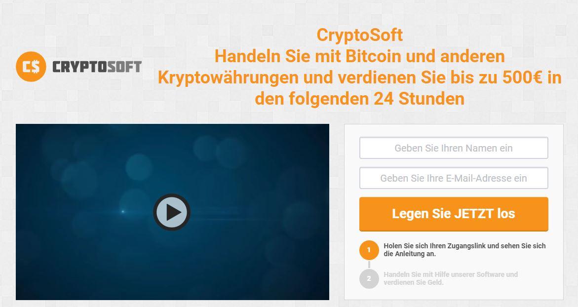 Cryptosoft Bewertung