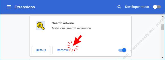 Search Adware Extension