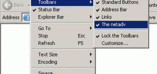 Netadv-Toolbar