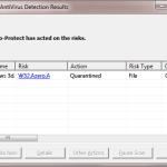 W32.Azero.A detection
