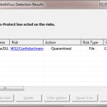 W32/Conficker!mem Detection
