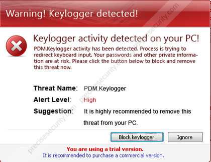 Keylogger Windows 7