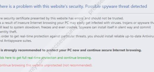 problem-website-security