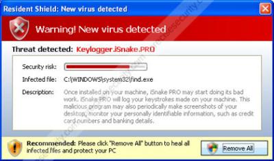Image Shot of Keylogger.iSnake.PRO