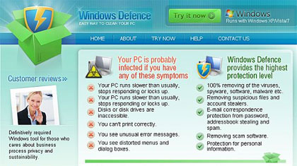 Image of Windows Defence