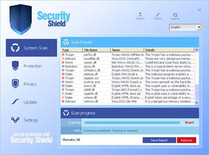 rarbg how to stop false cvirus alert