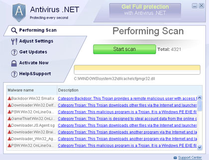 Image of Antivirus .NET