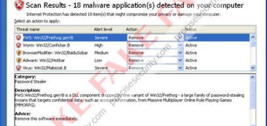 Internet-Protection-Virus