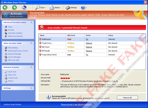 Image of Windows Smart Partner