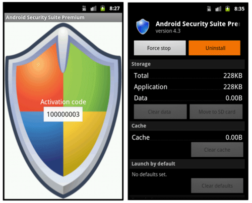 Android Security Suite Premium Activation Code