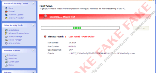 Windows Privacy Counsel Scanner
