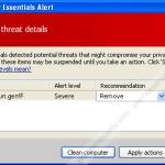 VirTool:INF/Autorun.gen!F detection