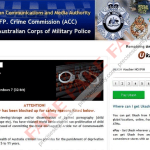 Australian Communications and Media Authority (Ukash Malware)