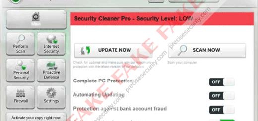 SecurityCleanerPro