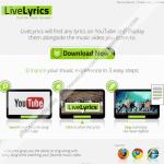 "Remove ""LiveLyrics"""