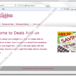 """Remove """"Deals Add-on"""" ads"""