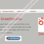 Remove GreatSave4u