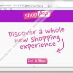 Remove Shopop adware