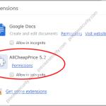 Remove AllCheapPrice 5.2