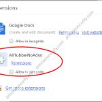 Remove AllTubeNoAds extension