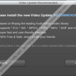 "Remove ""Please install the new Video Update"" pop-up"
