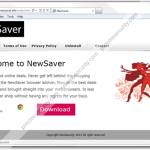 Remove NewSaver extension
