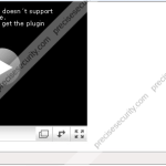 "Get rid of ""Your system doesn't support this video file"" pop-up"