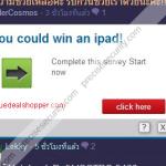 Remove ValueDealShopper.com pop-up ads