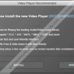 "Remove ""Please install the new Video Player"" pop-up"
