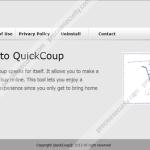 Remove QuickCoup adware