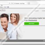 Get rid of Webbelse adware