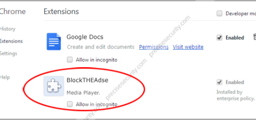 BlockTHEAdse