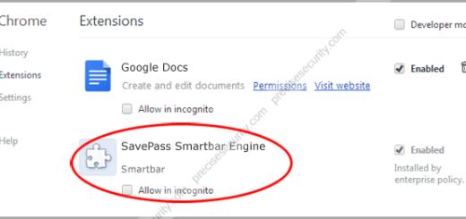 SavePass-Smartbar-Engine