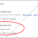 Get rid of YourClip-HD