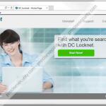 "Get rid of ""DC Locknet"" adware"