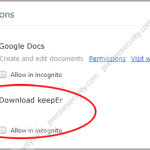 Remove Download keepEr