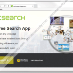 Remove Sonic Search from Browser