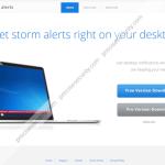 Remove StormAlerts adware