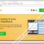 Get rid of StartSavin ads