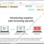 """Remove """"Browser Warden"""" adware"""