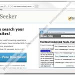 Remove InfoSeeker adware