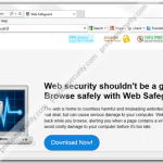 Uninstall Web Safeguard