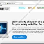 "Remove ""Web Security App"" adware"