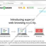 Get rid of Web Warden adware