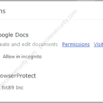Remove BrowserProtect by Bit89