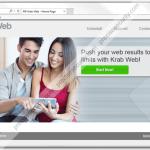 """Remove """"Krab Web"""" adware"""