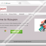 Remove Rcoupon pop-up ads