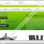 Get rid of SaveByClick ads